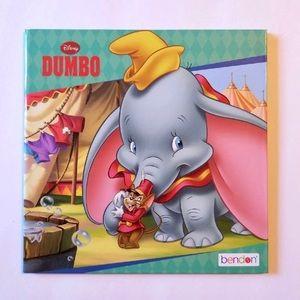 DISNEY DUMBO READING BOOK